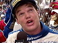 Al Unser, Jr. - 1992 Indianapolis 500 Winner