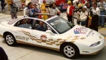 Luyendyk1997pacecar2