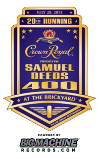 2013_Crown_Royal_presents_the_Samual_Deeds_400_logo